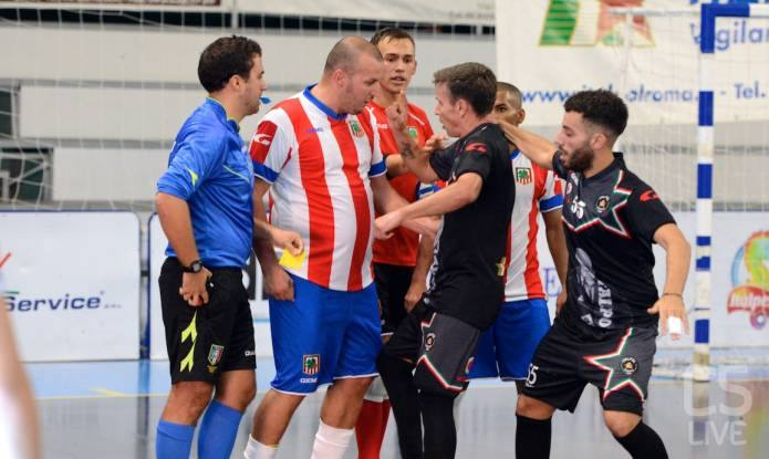 Vai all'articolo: #SerieC1Futsal, Italpol vs Atletico New Team, la battaglia infinita. IL VIDEO