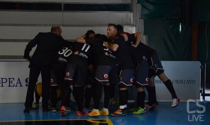 Vai all'articolo: #SerieC1Futsal, la Nordovest acciuffa l'Italpol all'ultimo respiro: VIDEO