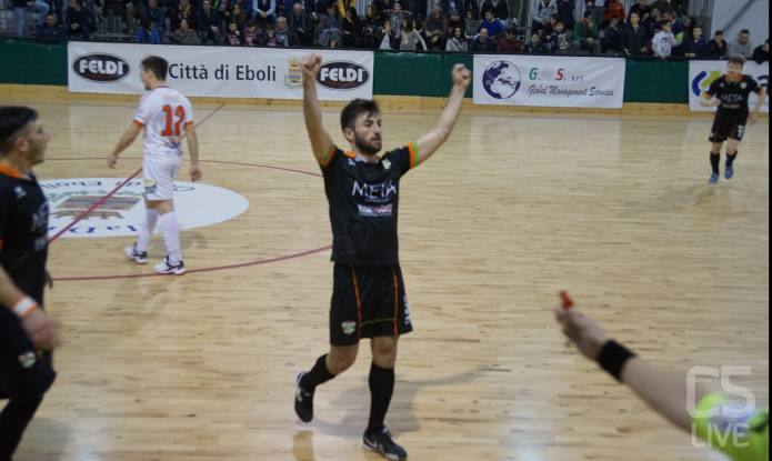#futsalmercato: un, due, tre... Meta! Messina segue Tornatore e Vega